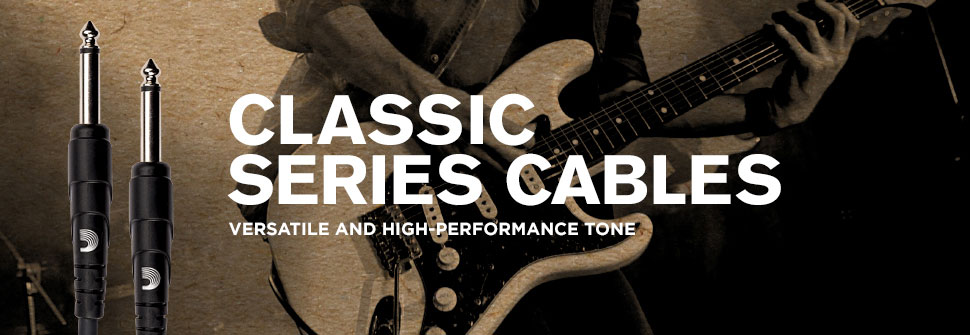 Planet Waves Classic Series Cables