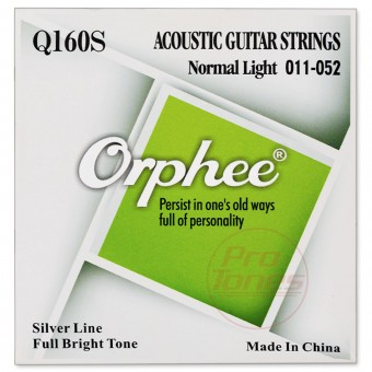 Orphee Q160S Silver Normal Light 11-52