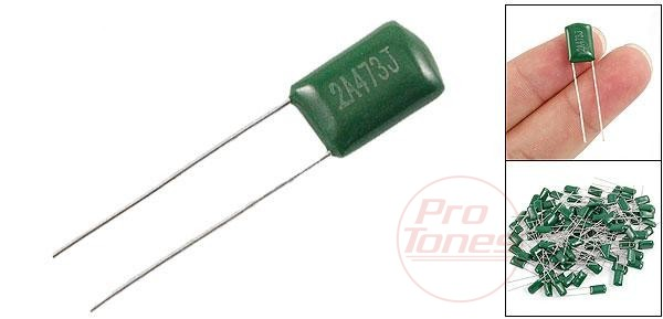 Capacitor 47nF 2A473J