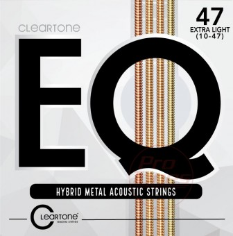 Cleartone 7810 EQ Hybrid Metal Ultra Light 10-47