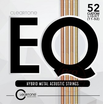 Cleartone 7811 EQ Hybrid Metal Custom Light 11-52