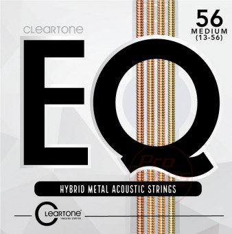 Cleartone 7813 EQ Hybrid Metal Medium 13-56